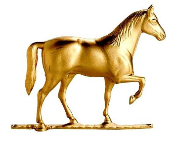 Золотые кони хана Батыя