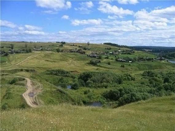 село Молёбка