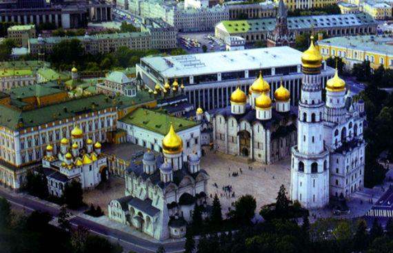 соборы московского кремля