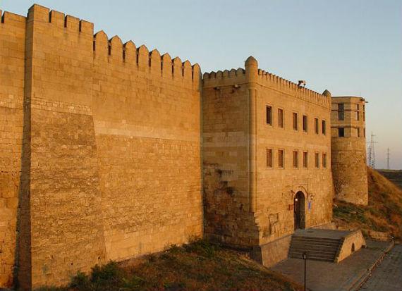 Дербент крепость