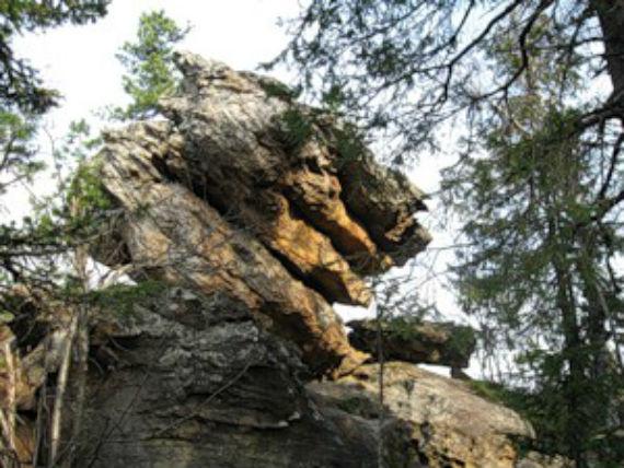 Каменный город Пермский край