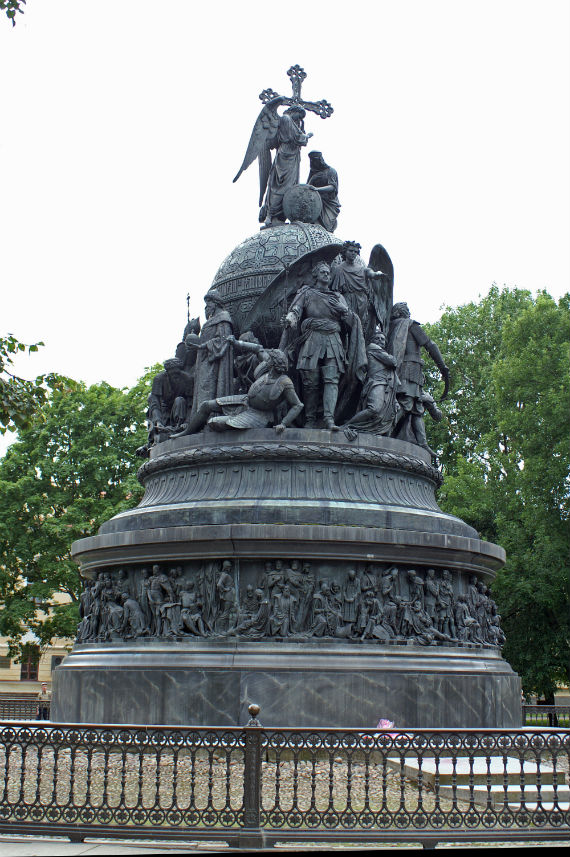 Памятник Тысячелетие России