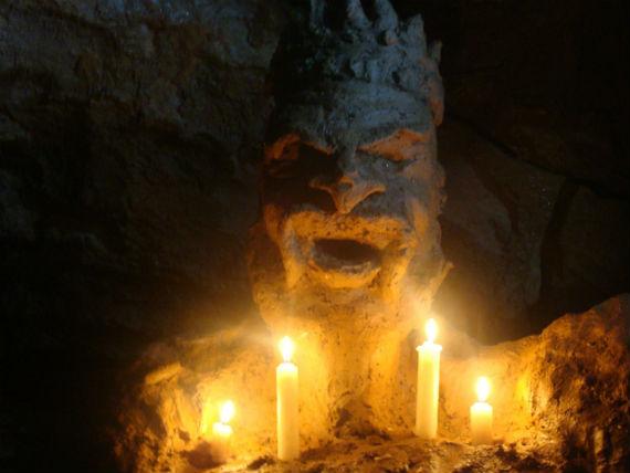 Пещера Кизеловская-Виашерская