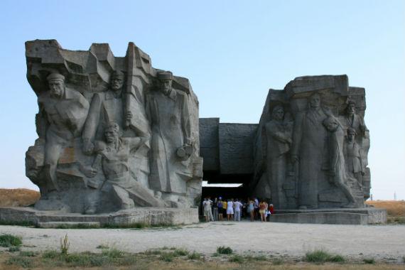 музей аджимушкайских каменоломен
