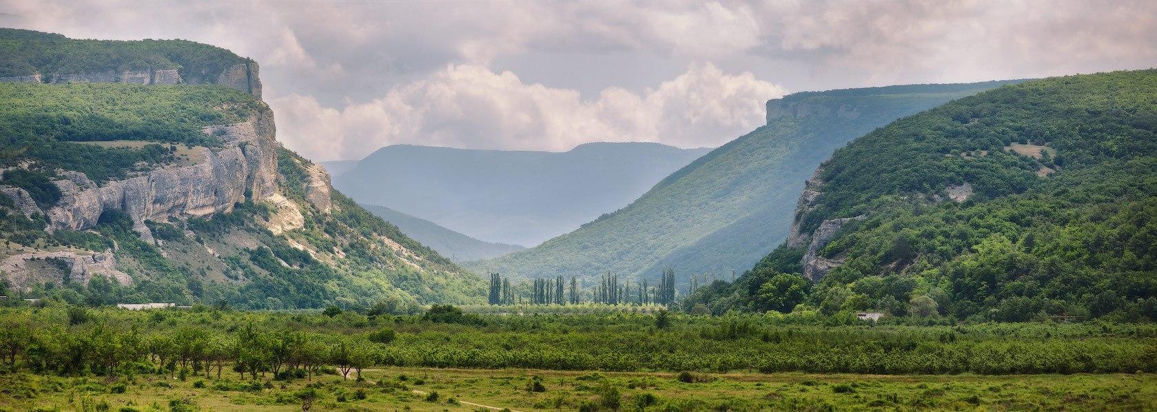 Бельбекская долина