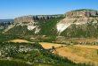Бельбекский каньон в Крыму