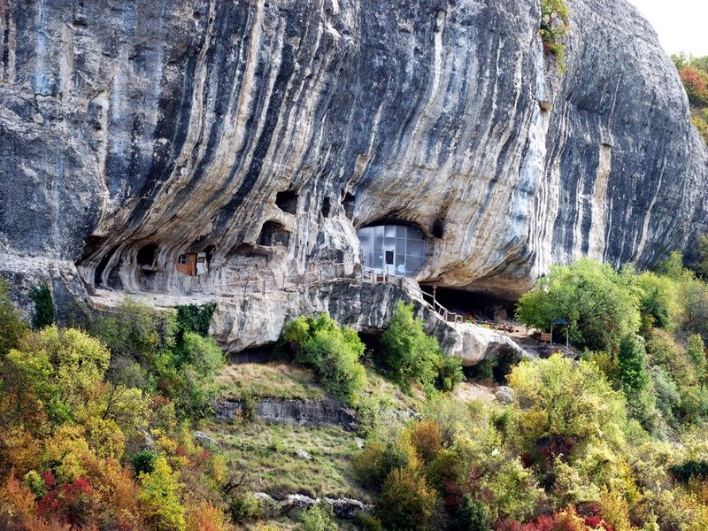 монастырь Челтер-Коба