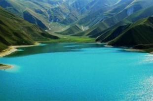 озеро Кезенойам в Дагестане