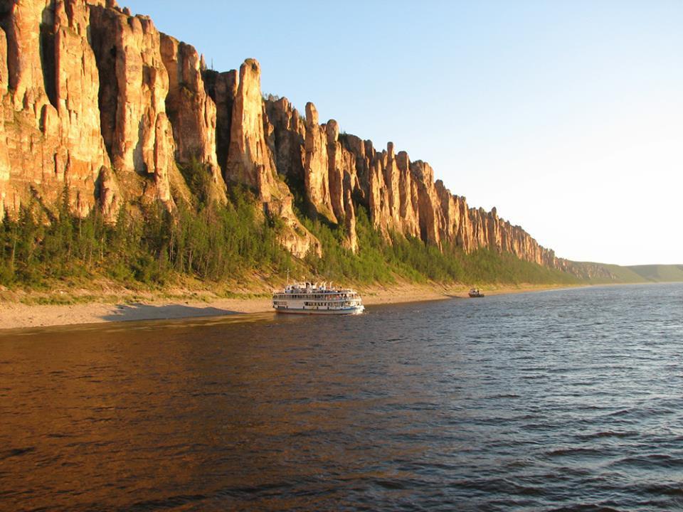 какая самая длинная река в россии