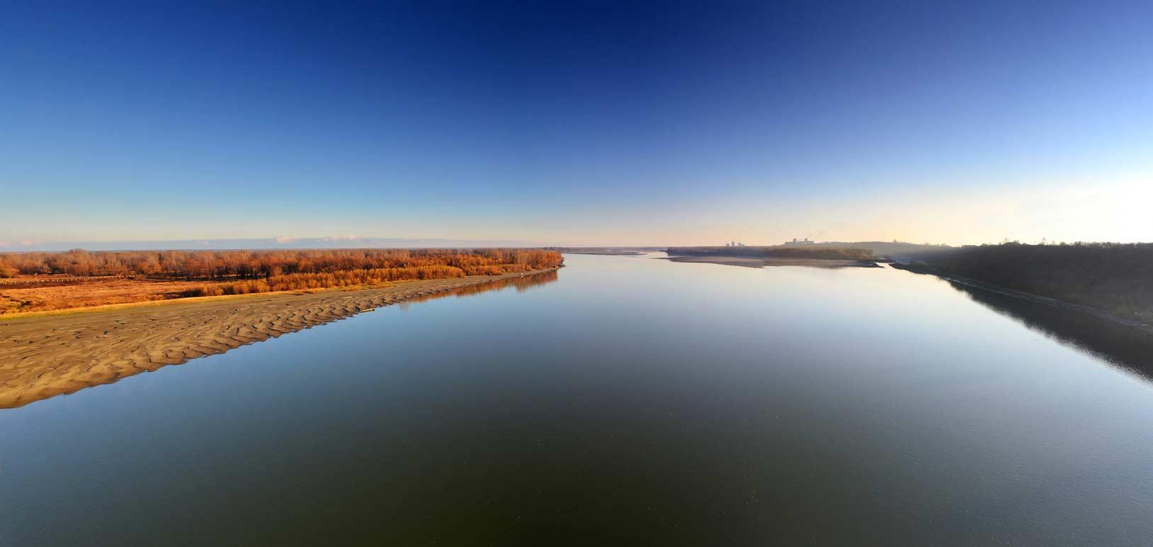 самая большая река России