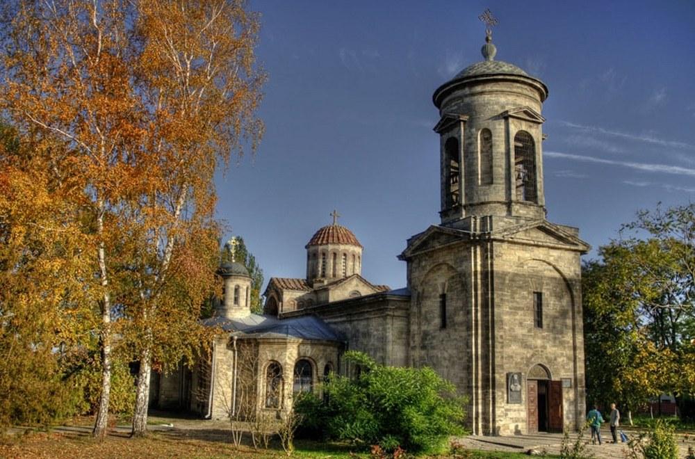 самая старая церковь России